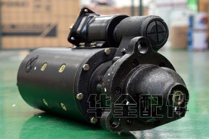 450kw上海柴油机配件发电机组启动马达 起动机