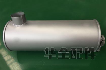 潍坊柴油机发电机组配件 R4015消音器
